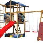 Детские деревянные игровые площадки SB-9