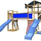 Детские площадки,комплексы  игровые домики SB-11
