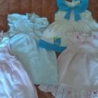 Летние платья на девочку 1-2 года,