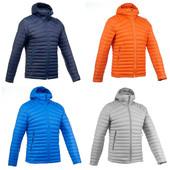 Теплая легкая пуховая мужская зимняя куртка.S-3XL