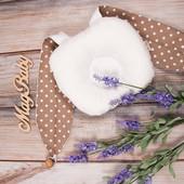 Ортопедическая подушка для новорожденных младенцев