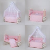 Детское постельное бельё. Новая коллекция   Серия  Ажур  7 единиц. Оптовая цена