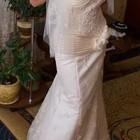 Продам красивое свадебное платье в отличном состоянии