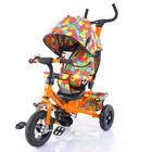 Тилли Трайк Мозаика T-351-1 детский трехколесный велосипед tilly trike надувные колеса