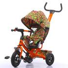 Тилли Трайк Яркая молекула T-351-4 детский трехколесный велосипед Tilly