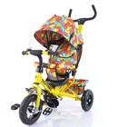 Велосипед трехколесный Tilly Trike T-351-1  с надувными колесами