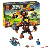 Конструктор Bela 10482 Nexo Knights нексо найтс Инфернокс захватывает королеву