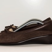 Красивые туфли Footglove 37р Замша
