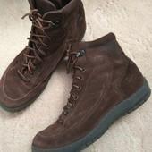 Ботинки кожаные мужские 40 р 26 см
