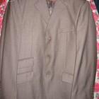 Пиджак нарядный,р.48,шерсть+шёлк.