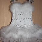 Прокат   Нарядное платье, костюм снежинки, балерины на 3-6лет