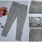 Шикарные джинсы-капри в цветочек Monsoon . Размер 12.
