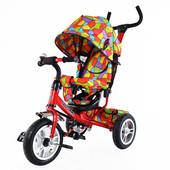 Хит продаж 2015. велосипед Tilly Combi Trike T-351.яркие и стильные