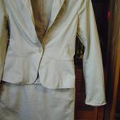 Деловой костюм фирмы Reserved,46 р-р
