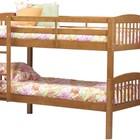 Детская кровать трансформер Буковина из бука