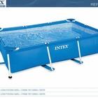 Каркасный бассейн Intex 28270 ( 58983 ) 220x150x60 см. интекс