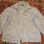 Светло-бежевая х/б куртка Logg  S