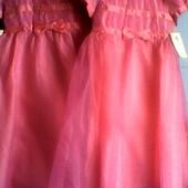 платье бальное Новое Fenimark 116р наряд