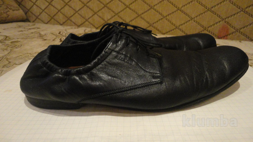 Продам мужские туфли р.43 кожа. Италия. Оригинал. фото №1