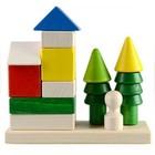 Пирамидка-конструктор загородный дом (Ду-24), ТМ Руди
