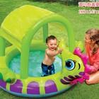 Надувной детский бассейн Intex 57110 (188-147-104 см.)
