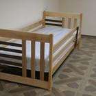 В наличии. Детская односпальная кровать двухцветный Роланд
