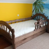 Кровать детская БРИЗ