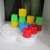 Набор мозайки Quercetti 4162-Q для малышей. Италия