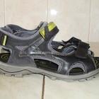 Ecco Light  кожаные сандалии (40)