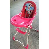 Детский стульчик для кормления Africa bt-hc-0005 pink