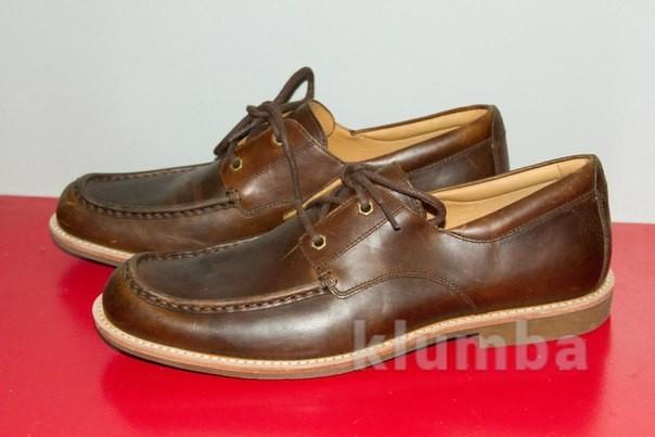 Класные туфли ugg 44 размер для мужчин фото №1