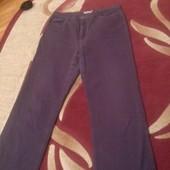 Джинсы Estelle 42 фиолетовые