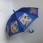 Зонтик-тросточка, 2-6 лет. Актуальная цена!
