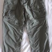 продам брюки-трансформер.White Sierra.(делаются шорты). размер S.100%нейлон.