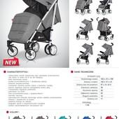 Прогулочная коляска трость EasyGo (еuro-сart) Mori Новинка 2015
