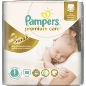 Подгузники Pampers Premium Care памперс премиум кеа памперсы