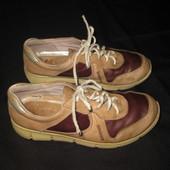 демисезонные ботинки Ecco, стелька=20 см