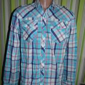 Рубашка в клеточку - Cedorwood - L