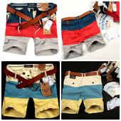 молодежние мужские шорты