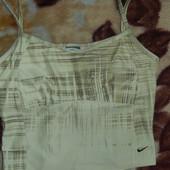 Nike Майка топ Л(12-14)на наш 46-50 р-р Оригинал