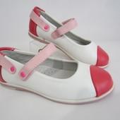 Распродажа  туфли Румыния  27 р на 17 см