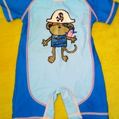 Новый купальный костюм для маленьких модников
