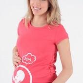 Футболка для беременных Iren