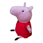 Мягкие игрушки свинка Пеппа и Джордж
