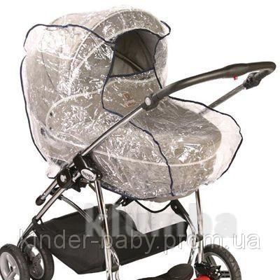 Продам универсальный дождевик на коляску фото №1