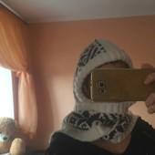 Шапка-шарф,стильно, модно, оригинально !!!!