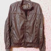 48-50р. Мужская куртка- ветровка, балонь Denim XL