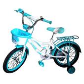 Азимут Киди 16 20 Azimut Kiddy велосипед двухколесный детский девочки