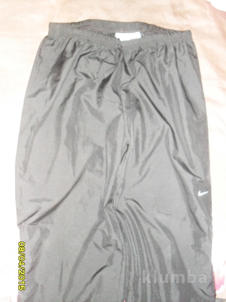 Новые летние спортивные штаны Nike на высокого парня 52-54 размера фото №1