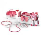Robocar Poli Кейс-аптечка с трансформером Эмбер 13 см